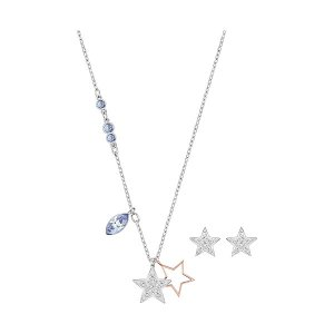 Swarovski 星星水晶项链