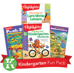 25% Off + Free ShippingHighlights Learning Fun Pack Sale @ Highlights
