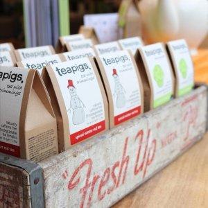 订阅享9折Tea pigs 英国国民下午茶 超级水果茶$0.3/杯