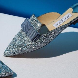 定价优势+低至8折Jimmy Choo 美鞋大促  收渐变鞋、亮片鞋