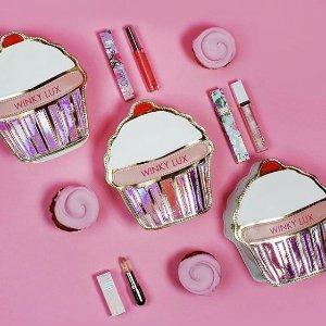 8折Winky Lux 官网 彩妆护肤品促销