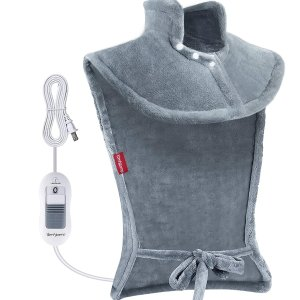 Heating Pad for Back Pain Relief, Comfytemp XL 24