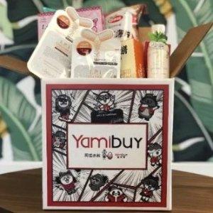 12% offNew Year Flash Sale @ Yamibuy