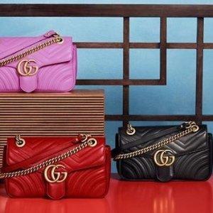 大部分包税 双G腰带£347NAP英国站Gucci定价优势专场,双G包£583,迪士尼平底£404