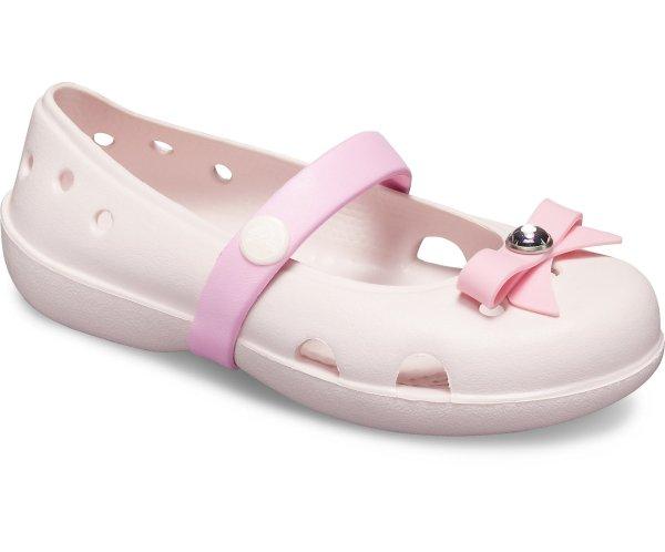 儿童平底鞋