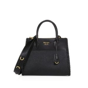 aa8ea9edd7b8 Select Prada Bags, Shoes and more @ Saks Fifth Avenue Up to 40% Off ...