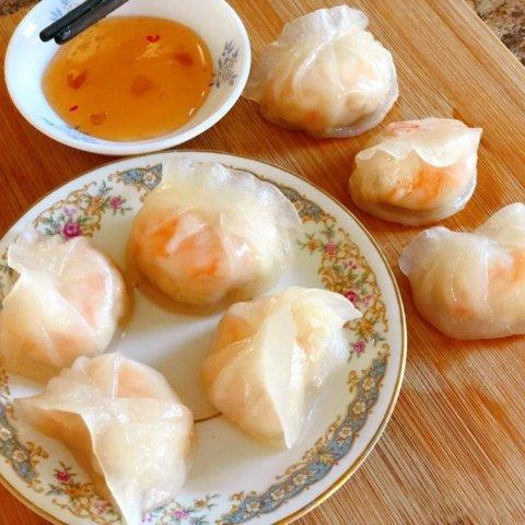 No Worry About FailureShrimp Dumpling Recipe