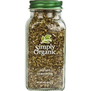 Simply Organic Organic Italian Seasoning, 0.95 Oz - Walmart.com
