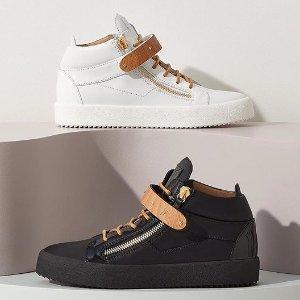 低至6折 Givenchy袜子鞋$318Bergdorf Goodman 男士折扣区潮鞋热卖,Bally拖鞋$85