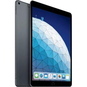 $857 (原价$953)+回国可退税史低价:iPad Air 3 平板电脑 WI-FI 256GB热卖