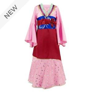 Disney木兰裙