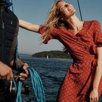 Nautica 连衣裙