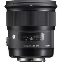 Sigma Beauty Sigma 24mm f/1.4 DG HSM Art Canon EF