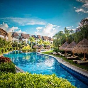 $138起 2018高端全包度假村Top 10坎昆 5星级全包式度假村 含豪华套房+餐饮+娱乐