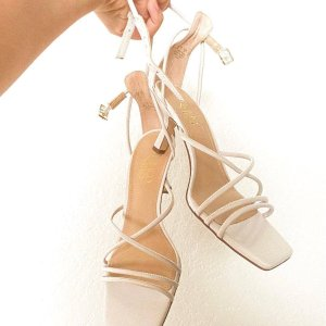 低至2折+额外7折限今天:Franco Sarto 夏日美鞋特卖 封面款细带凉鞋$25