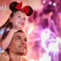 迪士尼乐园单园门票 日均低至$44