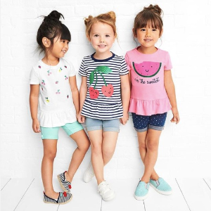 Today Only: Up to 60% Off + Extra 20% Off+ Triple  Points + Fresh Styles @ OshKosh BGosh