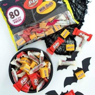 低至7折 80块装巧克力仅$5.6万圣节巧克力糖果热卖促销 综合包装 Trick or Treating 必备