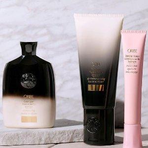 立减$50 + 送好礼最后一天:Oribe 洗发护发产品热卖 头发顺滑 入黄金发油