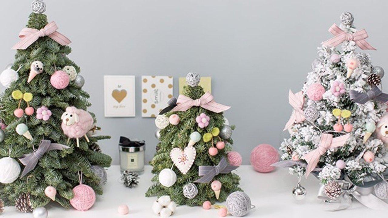 圣诞树尺寸样式怎么选?【圣诞树购买攻略】