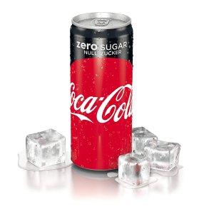 仅售€14.16 免去超市搬Coca-Cola Zero Sugar 无糖快乐水 330毫升x24罐