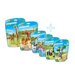 $24.99playmobil Zoo Animals Bundle Sale