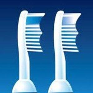 $15.17 (原价$18.96)Philips Sonicare 飞利浦儿童替换刷头 2支装