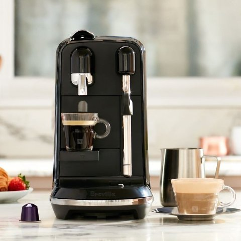 Own Coffee Machine for $1Nespresso Machine Plan w. 12 Monthly Nespresso Credits