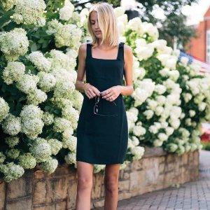 额外6折 $29.93收经典小黑裙最后一天:Ann Taylor 官网 美衣、美鞋折扣区热卖