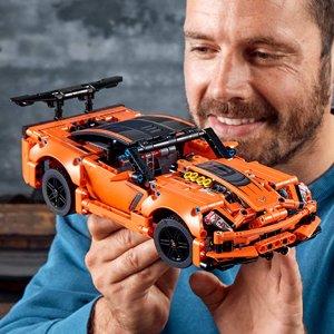 $59.48(原价$69.99)Lego 乐高机械组 雪佛兰 克尔维特 ZR1 跑车 42093