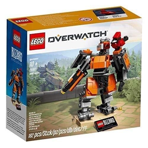 Overwatch 守望先锋系列 堡垒机器人 75987