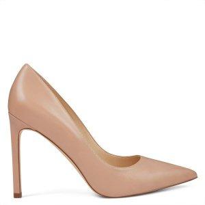 Tatiana 尖头高跟鞋