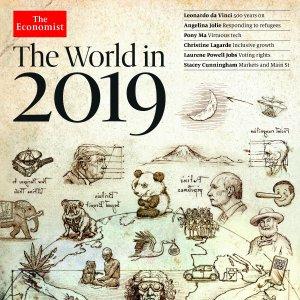 12周仅$12 送Nappa皮质行李牌《经济学人The Economist》订阅优惠 涨知识练英文