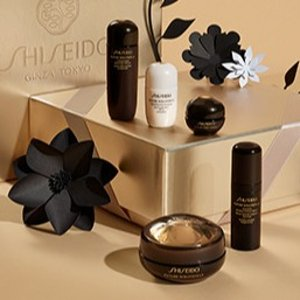 15% OffLast Day: Nordstrom Shiseido Beauty And Skincare Products Sale
