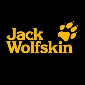 低至5折+额外9折+满减€15!霸哥价:Jack Wolfskin 国民户外运动品牌 速收冲锋衣、羽绒服