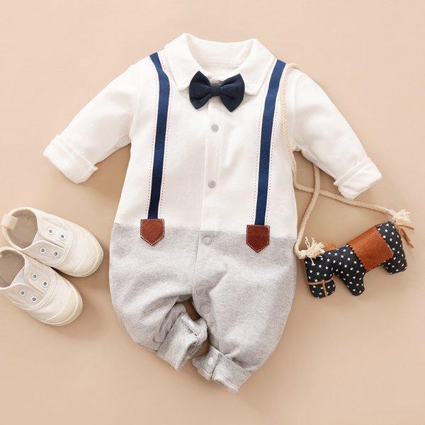 男婴假2件套