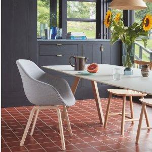 8.5折 + 无门槛包邮Hay 丹麦设计 北欧简洁风餐桌、餐椅、厨具餐具等热卖
