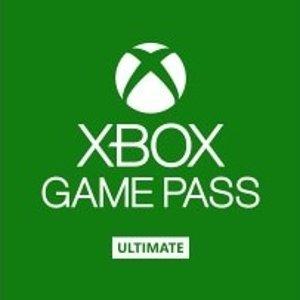 £1/月 试用一个月Xbox Game Pass Ultimate 会员