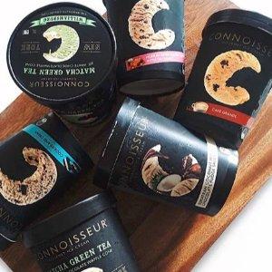 $5.5 夏季凉爽甜点Connoisseur 澳洲本土网红冰激凌半价