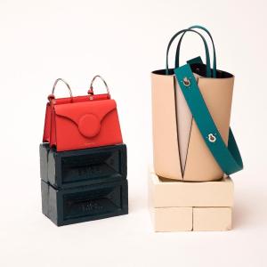 低至5折 小众界代表新晋设计师Danse Lente包包专场,水桶包$400+