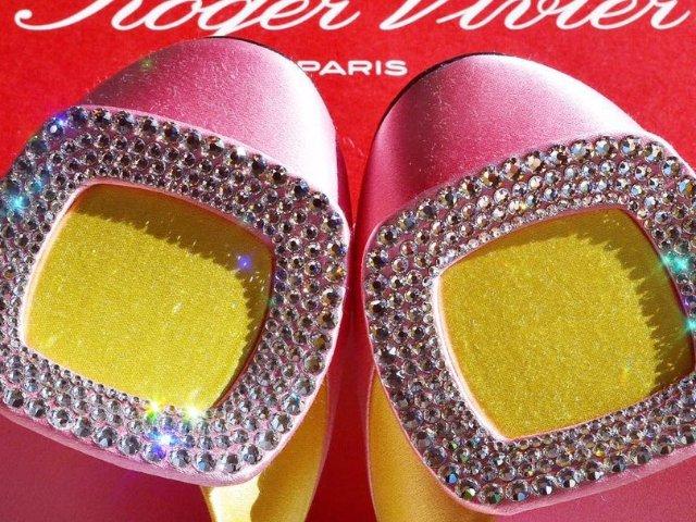 我喜欢的MB,RV, RC钻钻鞋