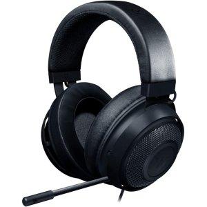 $39.99 包邮Razer Kraken 有线包耳式游戏耳机
