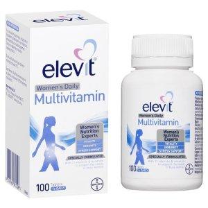 elevit女性复合维生素100 pack (100 days)