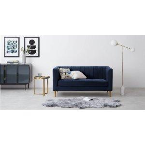 Made需用折扣码 MADEFORYOU10蓝色沙发