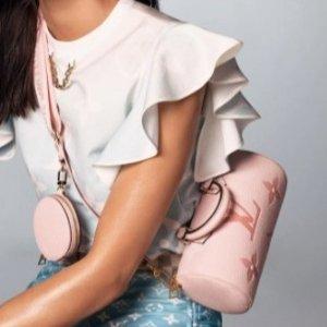 突如其来的少女心 款款好看Louis Vuitton 最新2021SS系列 By the Pool 上市开卖