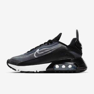 6折+叠75折! €67收王一博同款Nike Air Max 2090 舒适气垫鞋 炫酷黑白配色 潮流百搭
