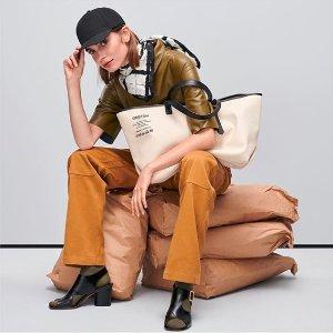 低至5折 收实用通勤包Oroton 精选美包、配饰热卖 极简高颜值