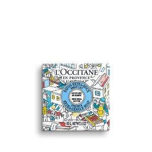 L'Occitane限量乳木果香皂
