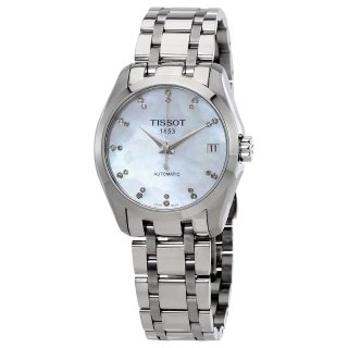 Extra $10 OffDealmoon Exclusive: TISSOT Couturier Automatic Ladies Watch