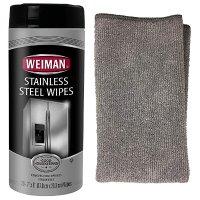Weiman 不锈钢专用清洁组合